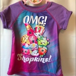 Other - Shopkins Toddler Top